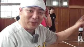 ガンバッペマン バレーボール前編