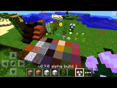 090 New Minecraft Pocket Edition 090 Update Information
