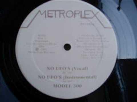 Model 500 No UFO's (Vocal)