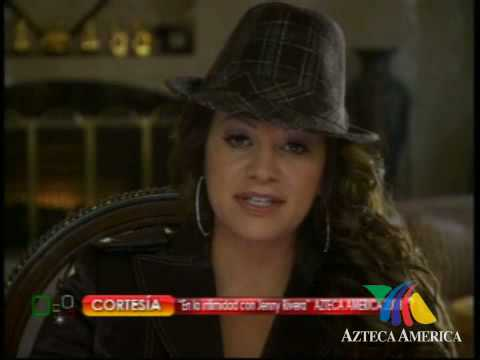 Jenni Rivera habla de su video escandalo Video