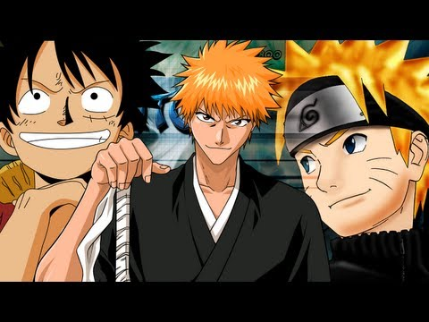 AZ Rant: The Big 3 (Naruto/Bleach/One Piece)
