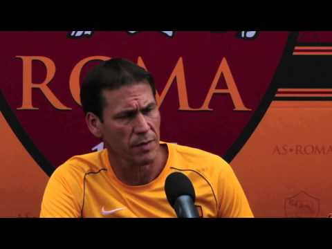 Rudi Garcia: Ashley Cole will