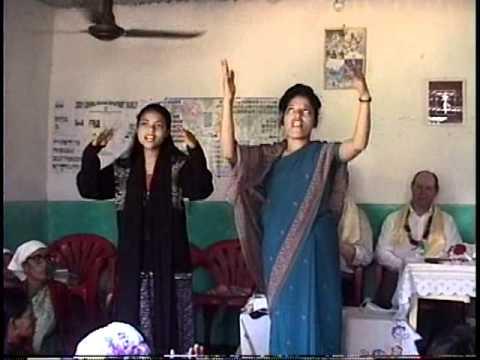 Stanley Scism presents India, Kerala fishermen; Nepal, Pokhara children's songs, ladies ministry
