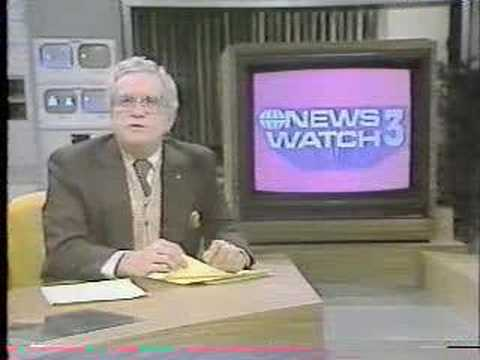 WREG 10pm Weekend Newscast 1979