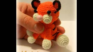 Crochet toys. Вязаные игрушки Maj-ja. Little friend is waiting for you!