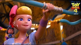 """Old Friends & New Faces: Bo Peep"" TV Spot 