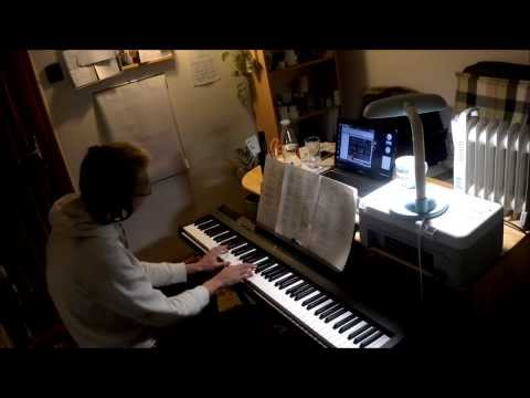 Westlife - Season in the Sun - piano cover by Huan Tran