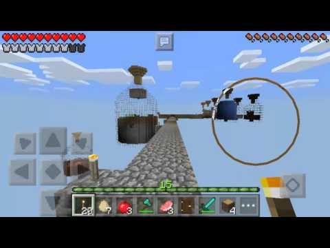 Minecraft PE | Оцеляване в буркан | Еп.3