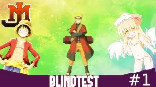 BlindTest | Animés - Ost, opening and ending