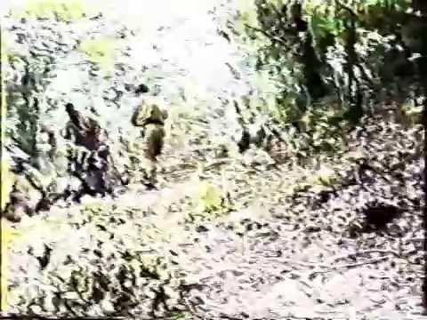 Nagorno-Karabakh war 1992 Armenians capturing 2 Azeri Tank