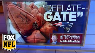 Troy Aikman on the chances Tom Brady didn't know about deflated footballs