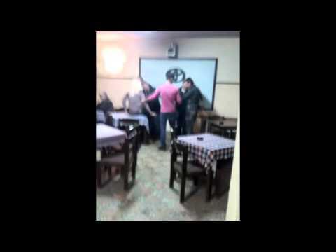 Kafanska tuča u Travniku: Rambo djevojka u elementu