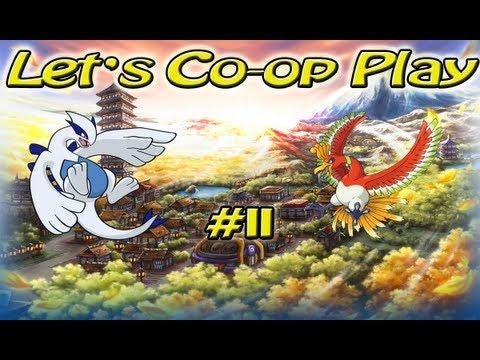 Pokemon Heart Gold/Soul Silver Nuzlocke Random Encounter Co-Op Part 11 ~ Team Rebuilt
