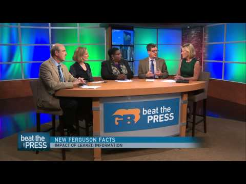 Beat The Press Video: The Impact Of New Facts In Michael Brown Shooting