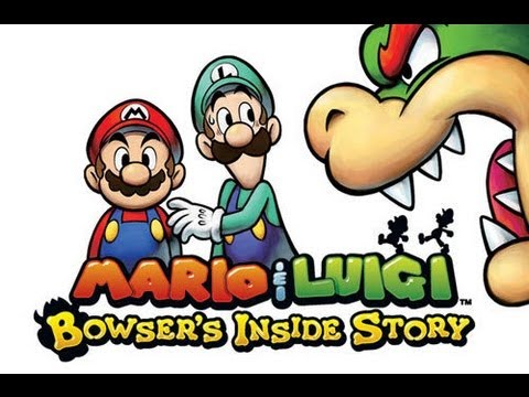 CGRundertow MARIO & LUIGI: BOWSER'S INSIDE STORY for Nintendo DS Video Game Review