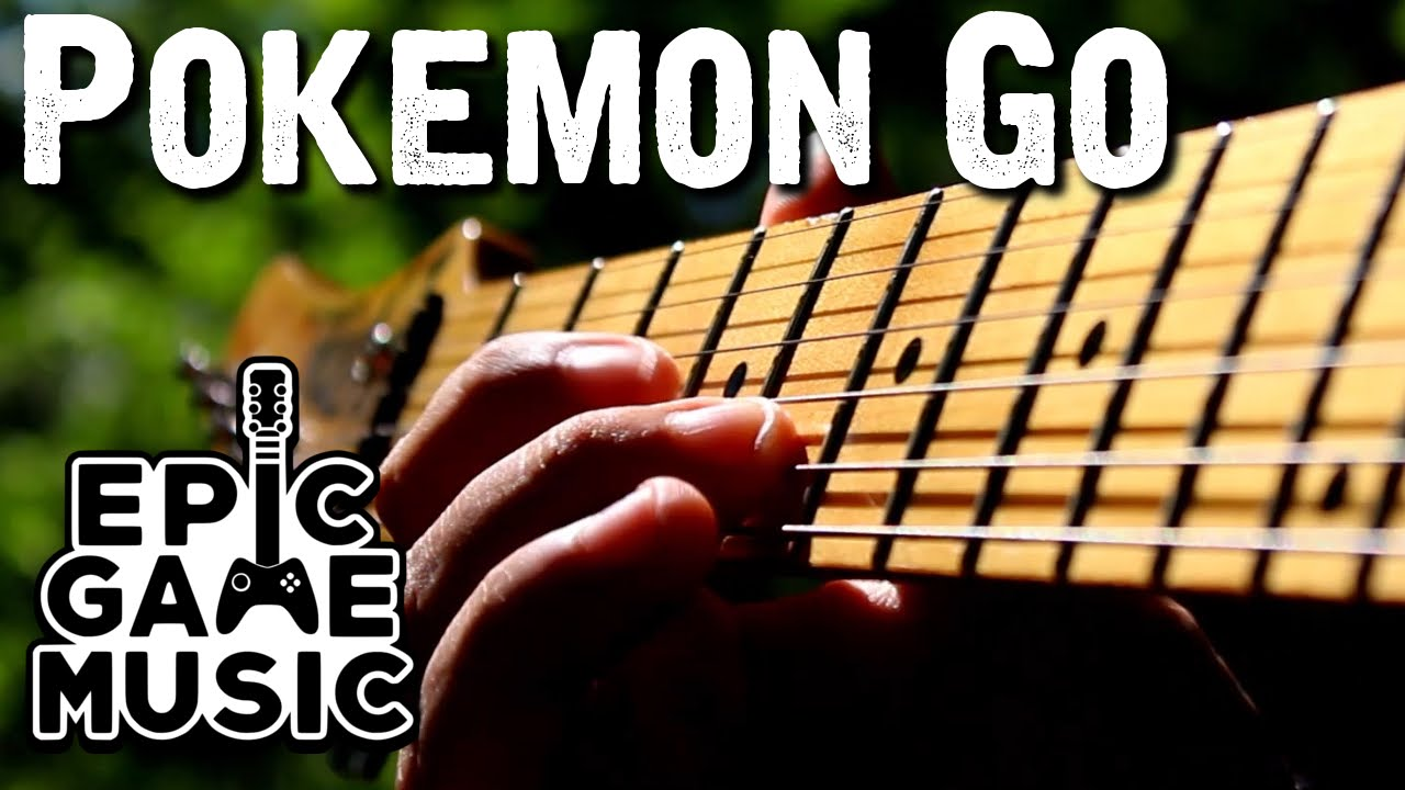 "Pokemon Go ""Battle! Wild Pokemon"" Guitar Cover // Epic Game Music"