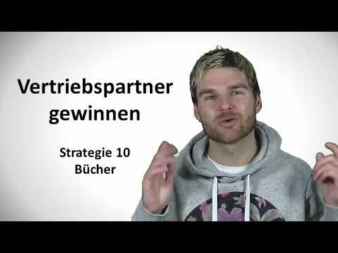 Vertriebspartner Gewinnen Strategie 10 -  Bücher