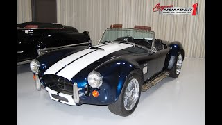 1966 AC Cobra Replica - FOR SALE at Ellingson Motorcars in Rogers, MN