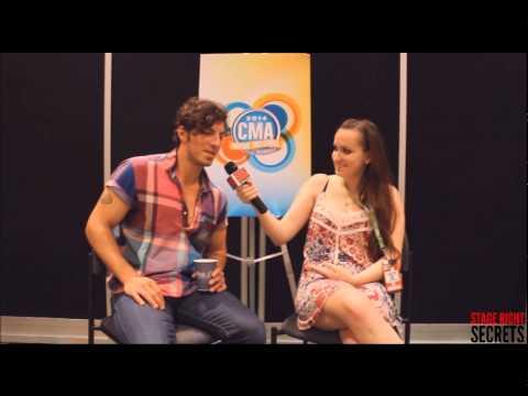 Joshua Scott Jones CMA Fest 2014 Interview! Dance...