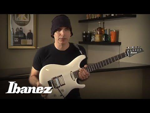 Ibanez Introducing the JS2400 Joe Satriani