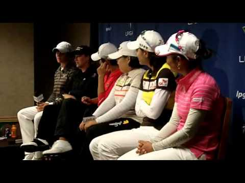 Golf - LPGA Tour - Orlando Press Conference