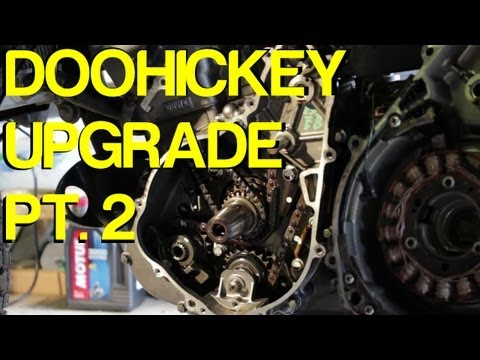How To: Doohickey Mod Part 2 KLR650