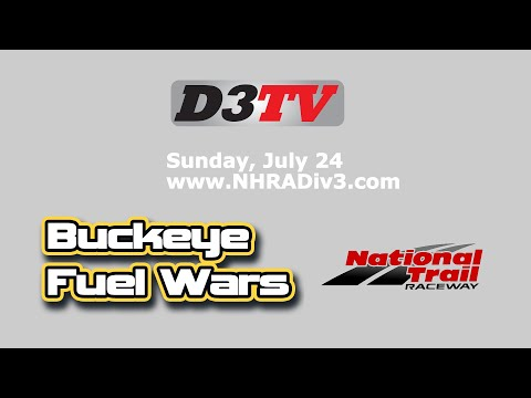 NHRA Div 3 LODRS - National Trail Raceway - Sunday, July 24, 2016