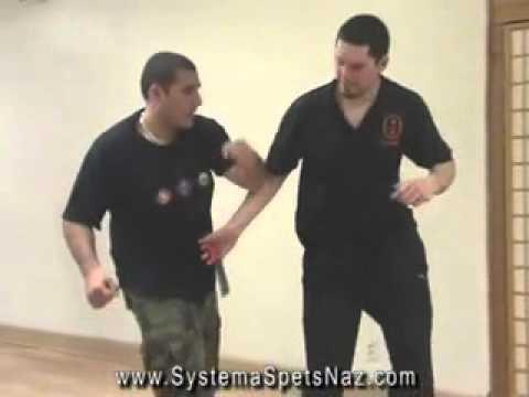 Systema Spetsnaz Knife Fighting Techniq. Image 1