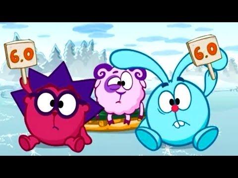 Лёд - Смешарики 2D |Мультфильмы для детей