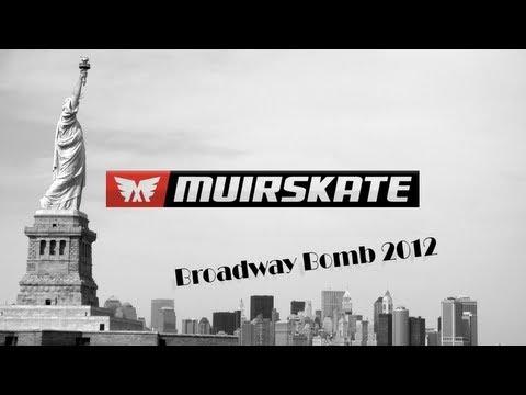 NYC 2012 Broadway Bomb.mp4