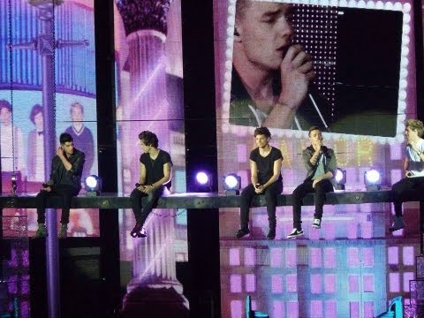 'Summer Love' One Direction live @ Verona, 19th May 2013