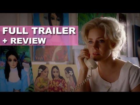 Big Eyes 2014 Official Trailer + Trailer Review - Amy Adams, Tim Burton : Beyond The Trailer