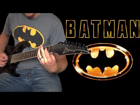 1989 Batman Theme (Metal Version)