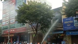 Tin Tức 24h: Cháy lớn thiêu rụi nhà dân ở Quảng Nam