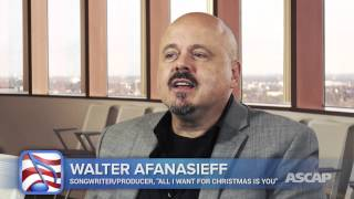 Walter Afanasieff - All I Want for Christmas