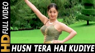 Husn Tera Hai Kudiye   Sonu Nigam, Jasbinder Kaur   Chandaal 1998 HD Songs   Mithun Chakraborty