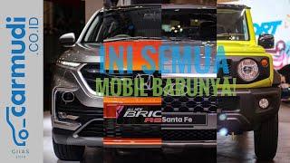 Ini Semua Mobil Baru Yang Perlu Kalian Lihat Di GIIAS 2018, Terlalu Banyak!