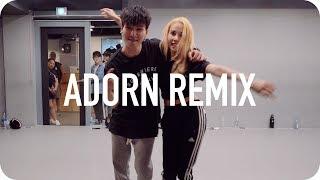 Adorn - Miguel ft.Wiz Khalifa / Shawn Choreography
