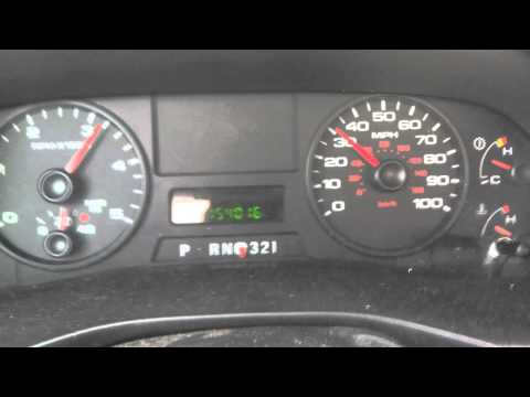 Ford F-250 turbo diesel acceleration 0-60 mph