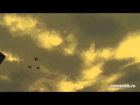 Parada 1 decembrie 2013   avioane si elicoptere