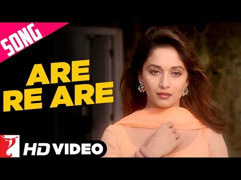 Are Re Are Song | Dil To Pagal Hai | Shah Rukh Khan | Madhuri Dixit | Karisma Kapoor