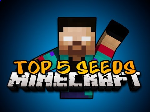 Minecraft: Top 5 Seeds For 1.7.2