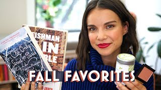 FALL FAVORITES 2019 - makeup, books, skincare I'm loving | Ingrid Nilsen