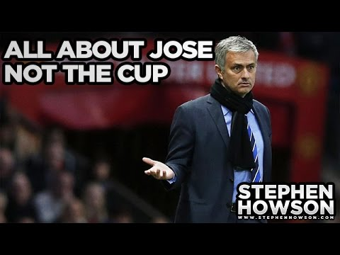 All About Jose Mourinho Not The Cup Win! | Sunday Paper Review