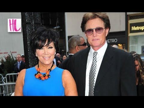 Kris Jenner And Bruce Jenner: The Fight That Broke Them Up