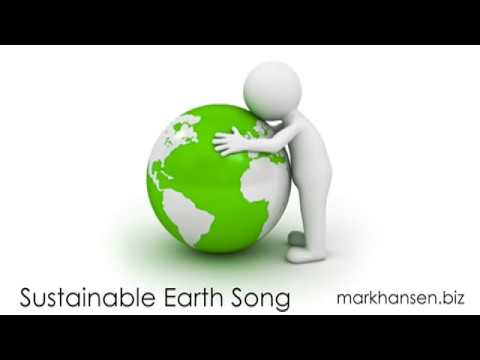 Environmental Songs For Children Kids In English With Song Lyrics Download | Sustainable Green 2013 video