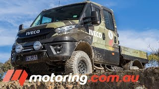 2017 Iveco Daily 4x4 Review | motoring.com.au