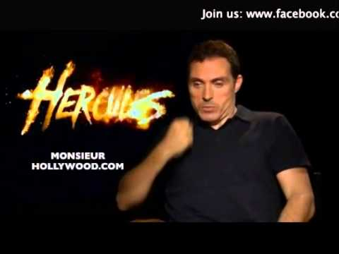 Rufus Sewell Exclusive Interview by Monsieur Hollywood Part1 of2