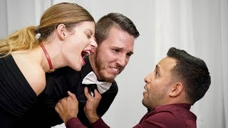 Worst Laugh | Anwar Jibawi & Hannah Stocking