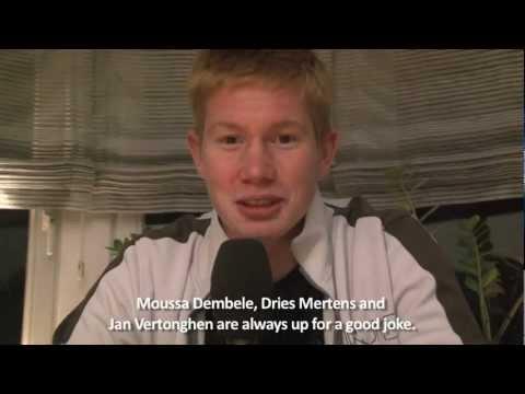 Q&A Kevin De Bruyne part I.